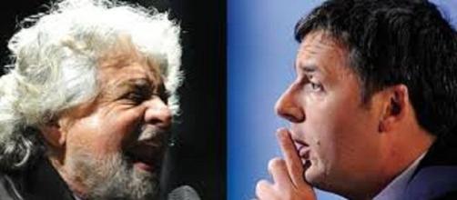 Grillo urla a Renzi: fuori i nomi
