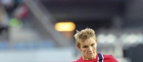Martin Odegaard, nuovo acquisto del Real Madrid