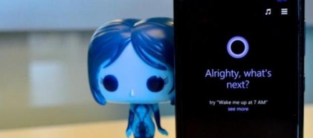 Cortana; la competidora de Windows Phone