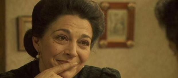 Donna Francisca viene ingannata da Maria