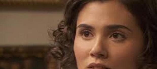 Il Segreto, 2 stagione: Maria litiga con Fernando.