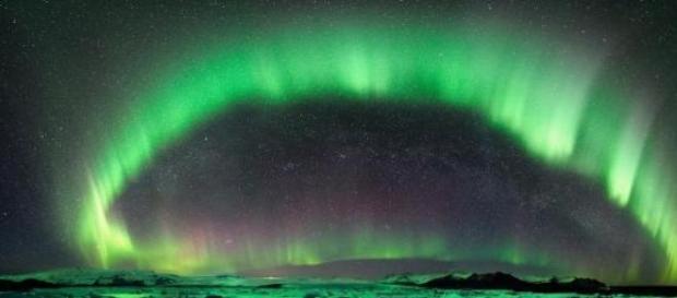 Islanda una danza di colori