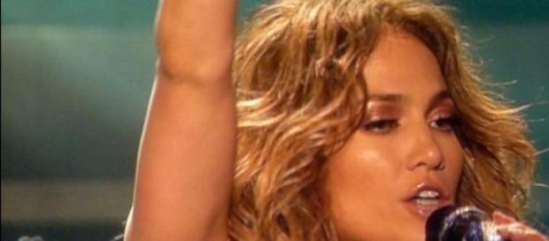 Jennifer, una gran estrella de Hollywood