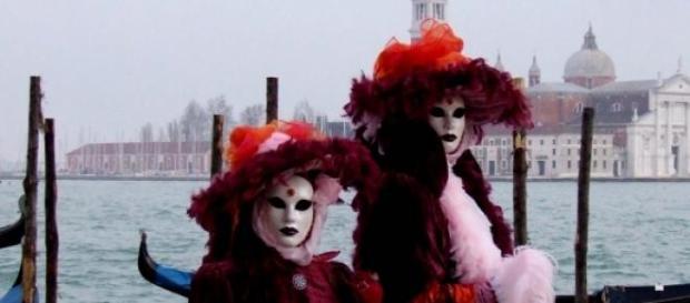 Maschere tradizionali veneziane. Carnevale 2015