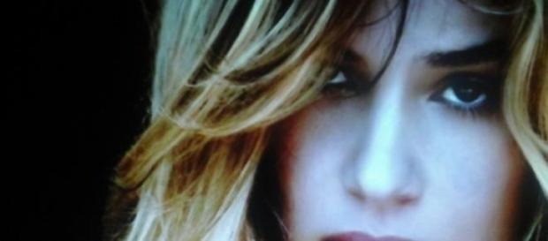 Micaela Ramazzotti, il suo parto in un film