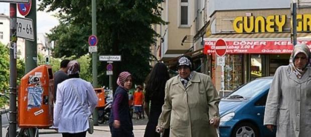 Multikulturelles Deutschland