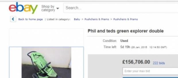 O preço inicial era de 9,99 libras.