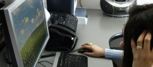 Pericolele muncii la birou