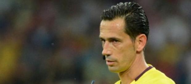 Proença foi o melhor árbitro do mundo em 2012.