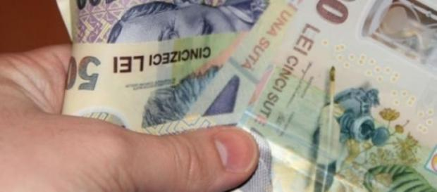 salariul minim pe economie, pensia medie