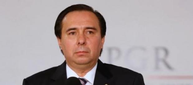 Tomas Zeron de Lucio, président de l'AIC.
