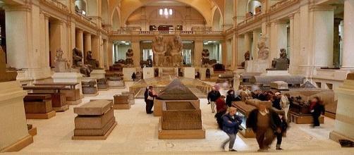 Investigan en el Museo de El Cairo los sucesos