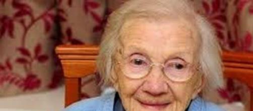 Jessie cumplió 109 años y se siente feliz