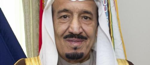 Le nouveau roi d'Arabie saoudite.