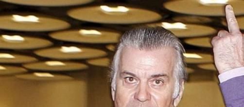 Luis Bárcenas acaba de salir de prisión