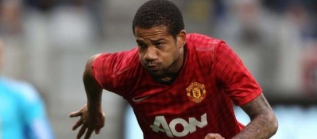 Bebé foi para o Manchester United por 9 milhões €
