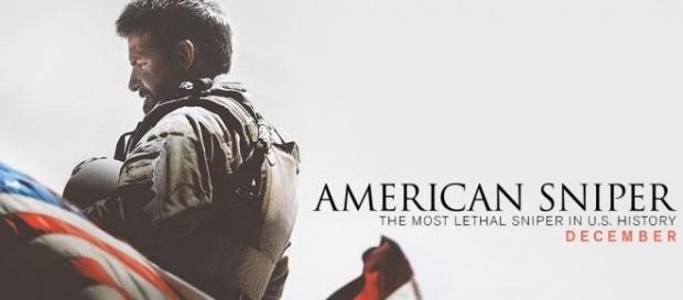 Capa do filme 'American Sniper'