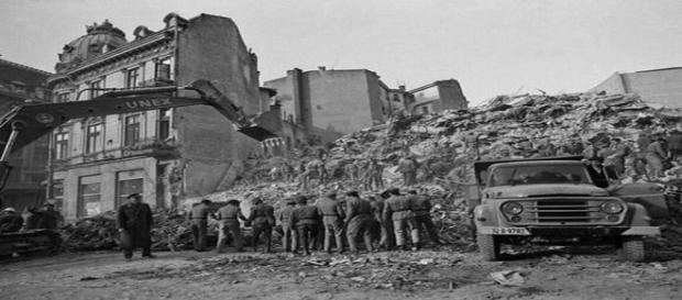 Cutremurul din 4 martie 1977, Romania