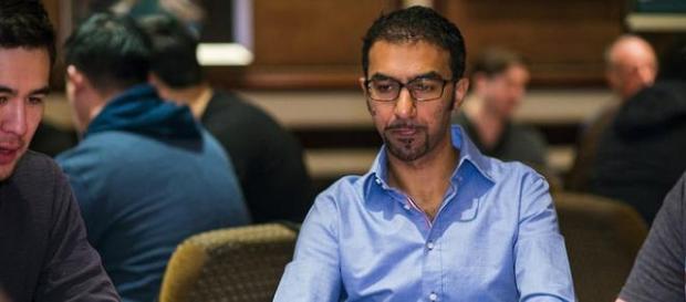 Faraz Jaka é jogador profissional de poker
