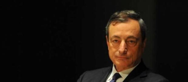 Mario Drahi, président de la BCE