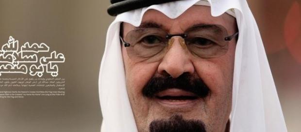 O Rei Abdullah morreu devido a uma pneumonia