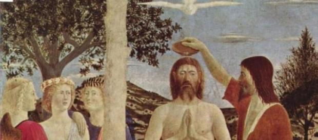 Obra del pintor italiano Piero della Francesca