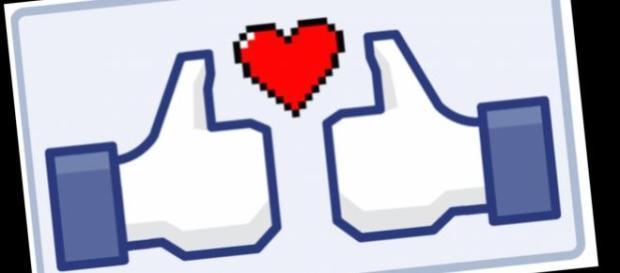 Oficialmente emparejados por Facebook