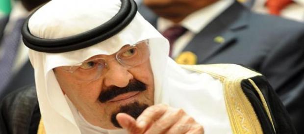 Regele Abdullah al Arabiei Saudite