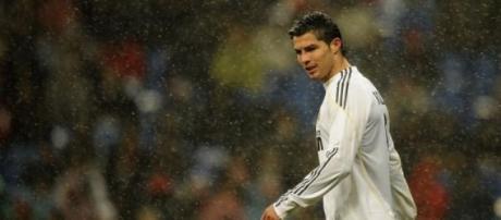 Ronaldo estará castigado nos próximos jogos.