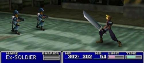 Final Fantasy VII vai chegar em HD à Playstation 4