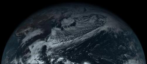 Il pianeta Terra visto dal cosmo