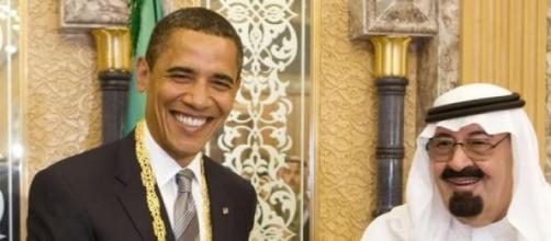 President Obama and King Abdullah