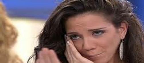 Samira afectada por el accidente de Rubén