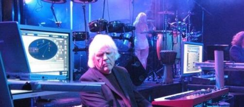 Tangerine Dream in Concert, Edgar Froese,