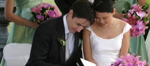 Una boda económica y lujosa gracias a Internet.