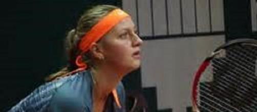 Wimbledon champion Kvitova crashed out in Oz