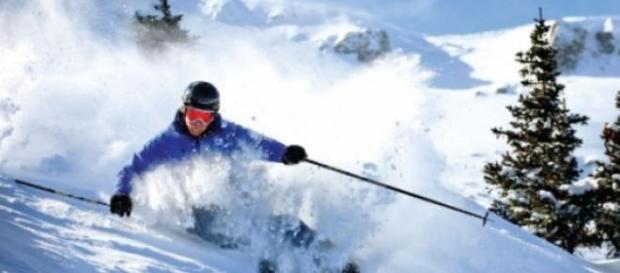 Alege o viata sanatoasa la partia de schi