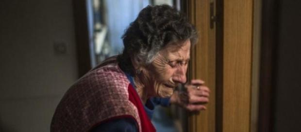 Carmen. Una abuela generosa y grande