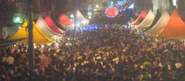 Carnaval de Itapecerica, tradicional em Minas.