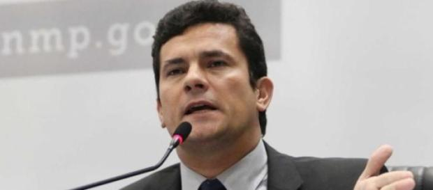 Juiz Sérgio Moro, grande exemplo da magistratura.
