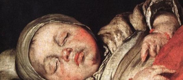 pictura baroca, copil, antichitate