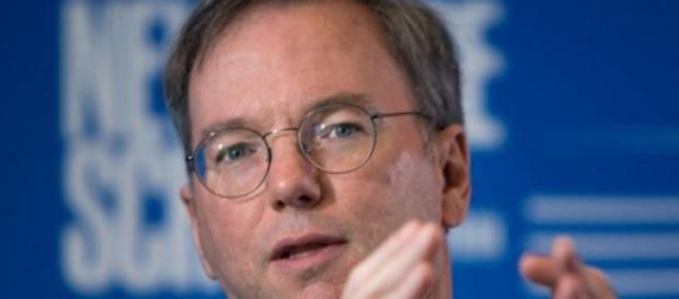 Schmidt : 'A internet que conhecemos desaparecerá'