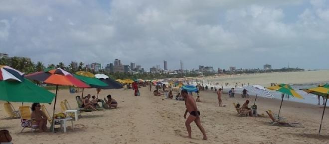 Praia de Cabo Branco J.P. (PB)