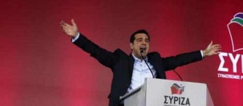 Syriza en las elecciones generales de Grecia