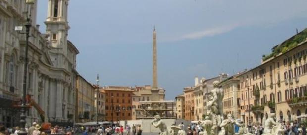 A Piazza Navona mostra sui costumi del cinema