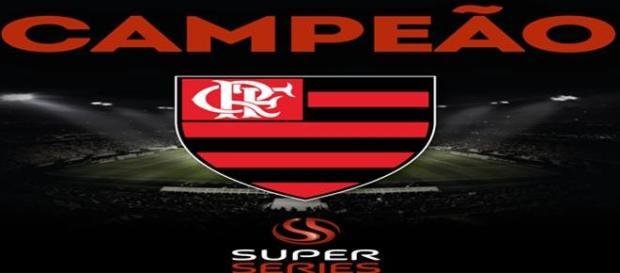 Flamengo é Campeão da Super Series 2015