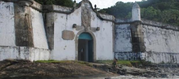 Portal da Fortaleza Nossa Senhora do Prazeres