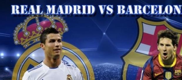 Real Madrid y Barcelona luchan por el liderato