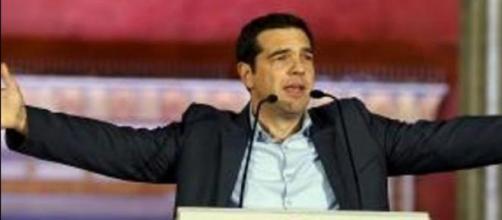 Alexis Tsipras es el líder de Syriza