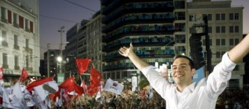 Il nuovo primo ministro greco Alexis Tsipras